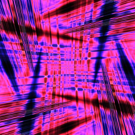 exciting: Dynamic pink and blue light streaks background