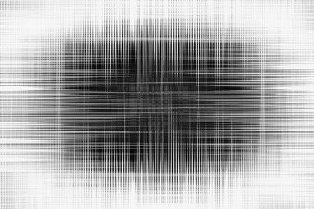 背景が白のビネット大まかな黒い線