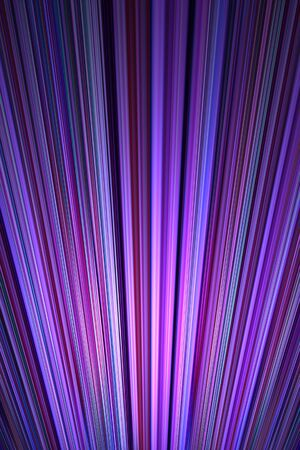 Radiating purple and violet stripes background