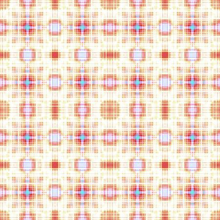 Retro vintage yellow and orange grid pattern