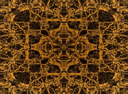 Psychedelic purple kaleidoscope pattern background