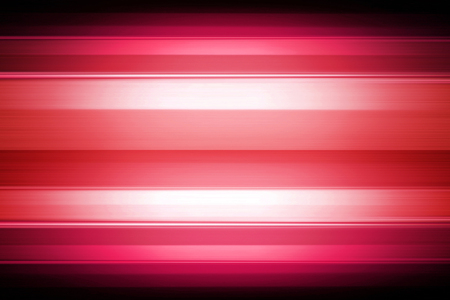 Blurred red stripes background with spotlight