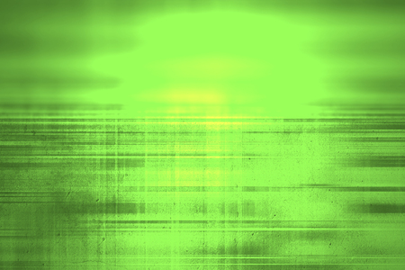 Green grunge blur background with highlight
