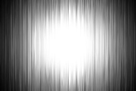 Black and white blurred stripes and white spotlight centre with copy space 스톡 콘텐츠