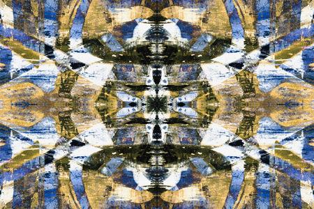 Abstract grunge graffiti background pattern Stockfoto