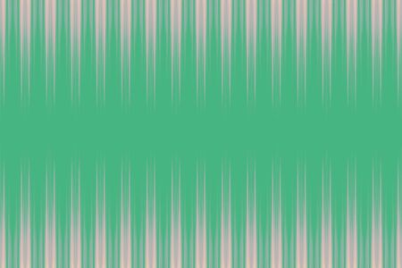 Faded green stripes border background