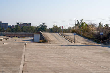 Banpo start training facility in Chinese driving school