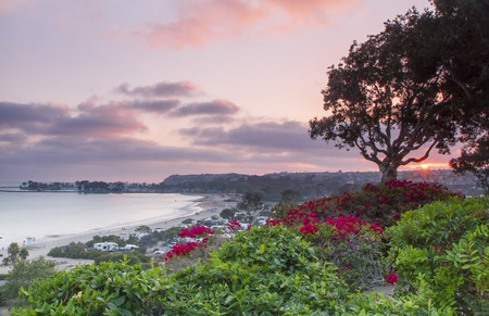 Dana Point CA, Sunset