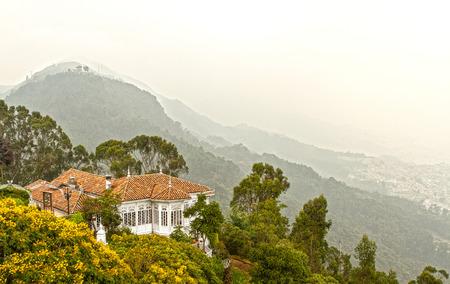 Restaurante Casa San Isidro, Montserrate, Colombia