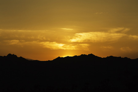 Joshua Tree National Park Sunset 5