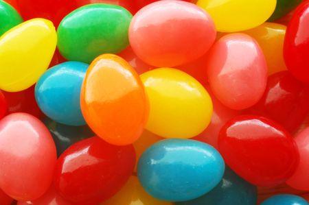 jelly beans: Un primo piano dei fagioli di gelatina colorful