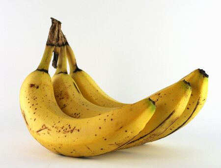 bannana: bannana s isolated with a white back ground