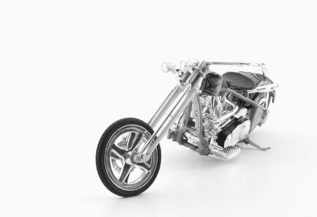 Toy motorcycle photo
