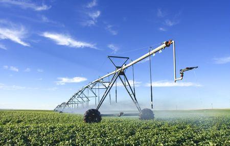 Modern irrigation tool photo
