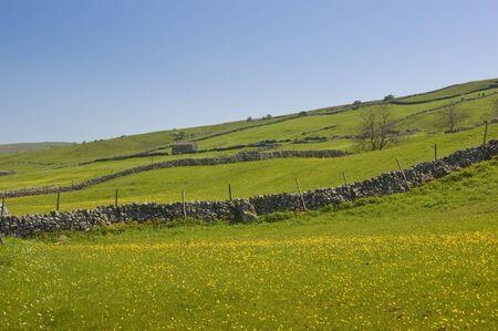yorkshire dales: Langstrothdale en North Yorkshire de Yorkshire Dales