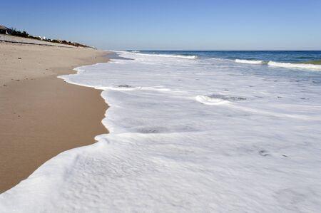 river county: Wabasso Beach Indian River County Florida USA