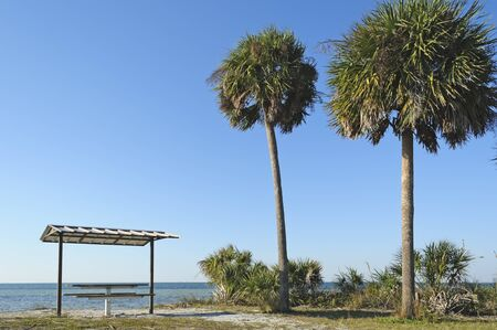 E. G. Simmons State Park Ruskin Florida USA Stock Photo - 9302696