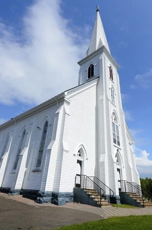 St. Marys Roman Catholic Church in Mabou Cape Breton Island Nova Scotia Canada photo