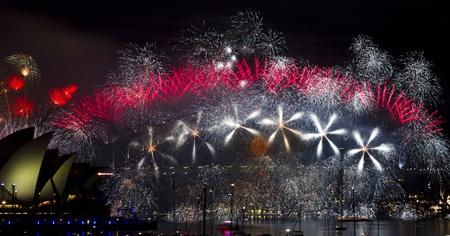Sydney Fireworks photo