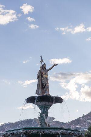 cusco: la inka  plaza de las palmas Cusco Peru