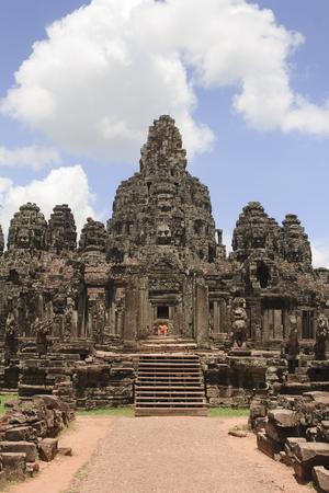 Temple Entrance, Ankor Wat