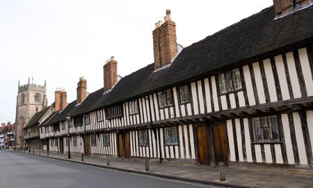 old english: Classic old english town, Stratford upon Avon