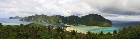 Ko Phi Phi tropical island paradise, thailand, South East Asia