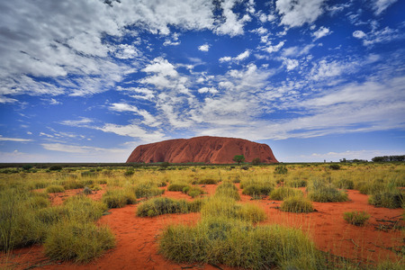 The Great Ayers Rock