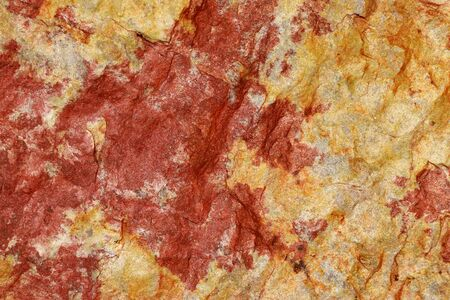 geological: Abstract  based on Geological Material.