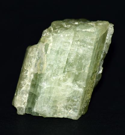 beryl: Geological Specimen;  Beryl.