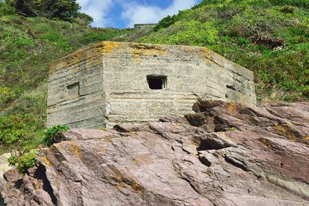 pillbox: WW11 Pillbox.