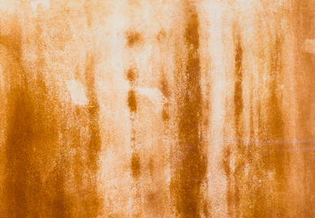 junked: Texture formed by rust on old refrigerator door