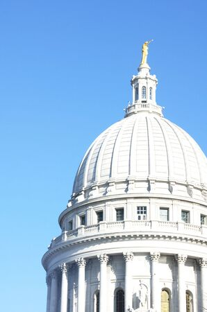 State Capitol in Madison, Wisconsin photo