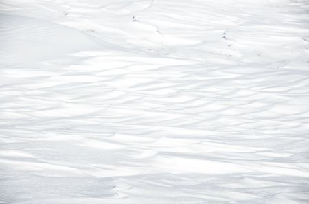 Snow Drift Pattern