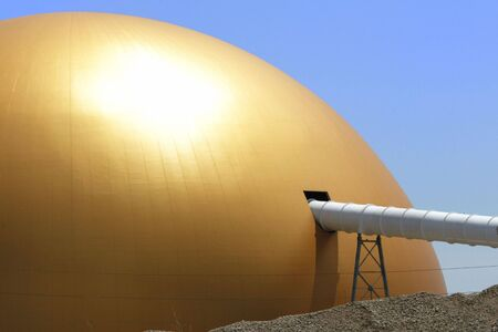 Gold Dome and Conveyor photo