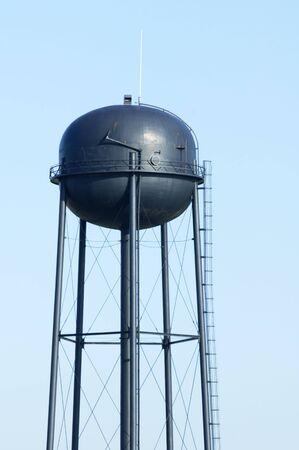 municipal utilities: Black Water Tower