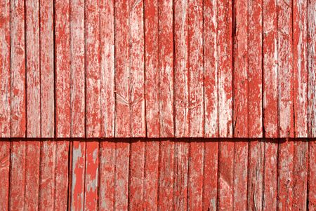 old red barn: Side of Old Red Barn