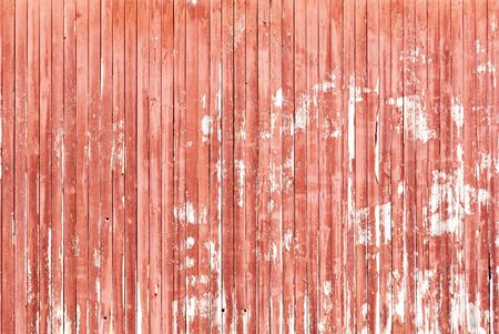 Weathered Brown Barn Stock Photo