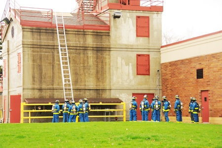 Firefighter Practice photo