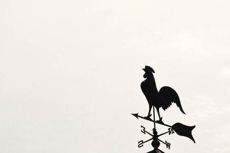 Weathervane Silhouette photo
