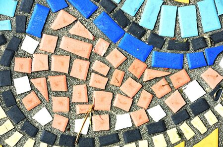 mosaic tile: Mosaico