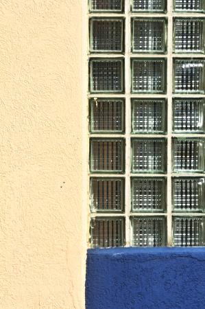 Glass Block Wall 版權商用圖片