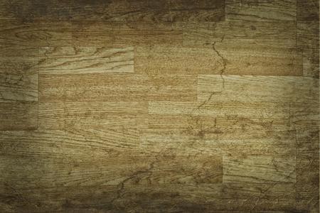 갈색 나무 질감 및 배경입니다. 깨진 된 나무 질감 배경 금이. 소박한, 오래 된 목조 배경입니다. 세 나무 질감 패턴입니다. 나무 표면입니다. 수평 목재