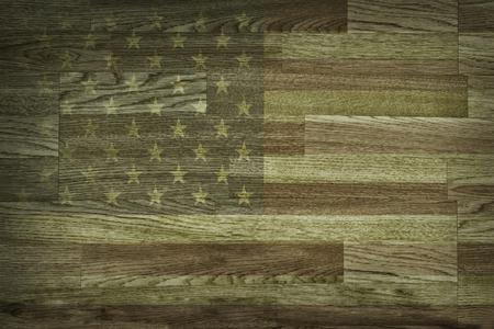 갈색 나무 질감 및 배경입니다. 버렸다 미국 국기 나무 질감 배경 그렸다. 소박한, 오래 된 목조 배경입니다. 세 나무입니다. 가로 목재 판자입니다. 스톡 콘텐츠
