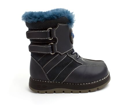 winter boot for baby photo