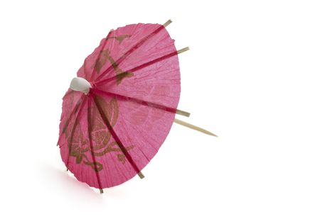 paper umbrella: ombrello di carta
