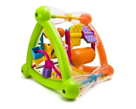 logical: logical toy Stock Photo