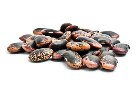 haricot: red haricot beans