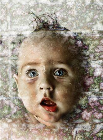 malevolent: baby