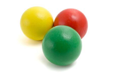 circumference: color balls